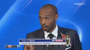 Arsene Wenger meminta henry Pilih salah satu dan Fokus