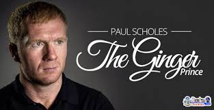 Paul Scholes Pemain Legenda Manchester United
