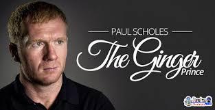 Paul Scholes Pemain Legenda Manchester United