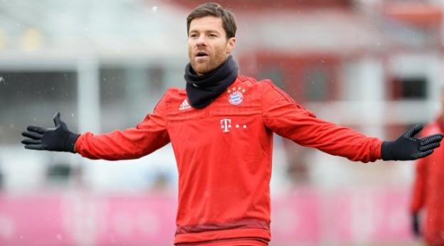 Xabi Alonso pernah merasakan tangan dingin Pep dan Mourinho
