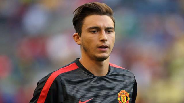 United Berencana Menjual Matteo Darmian Pada Bursa Transfer