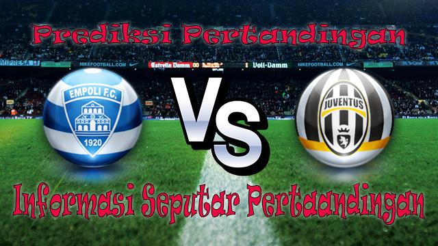 Perkiraan Empoli vs Juventus