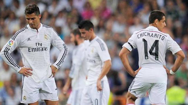 Real Madrid Peroleh Kegagalan Lantaran Lengah