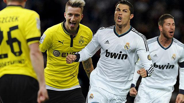 Agen Prediksi Skor Real Madrid vs Borussia Dortmund