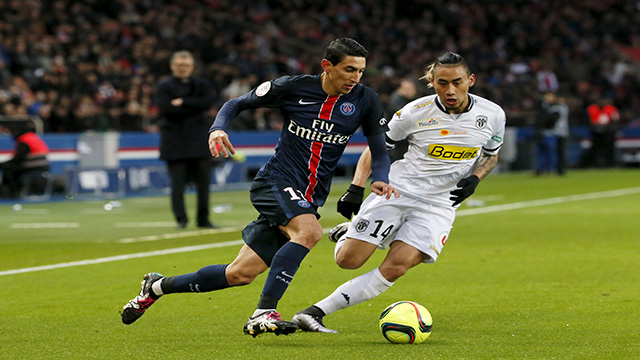Bandar Taruhan Bola Paris Saint Germain vs Angers