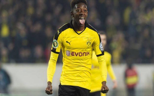 Ousmane Dembele Belum Konsisten Bersama di Borussia Dortmund