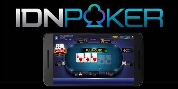 IDN Poker Aplikasi Permainan Kartu Online - Tuanlook.net